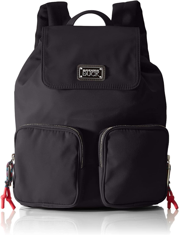 B084TGMJ57 Mandarina Duck Women's Backpack, us:one size