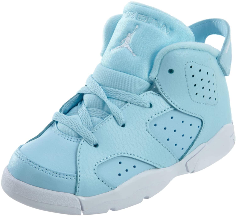 B06XHNFC7H Jordan 6 Retro GT Toddler's Shoes Anthracite/Black 645127-008