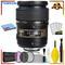 Tamron SP 90mm f/2.8 Di Macro Autofocus Lens for Nikon (International Model) + 3pcs UV Lens Filter Kit + Cleaning Kit