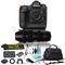Nikon D5 DSLR Camera & 70-200mm f/2.8 DG OS HSM Sports Lens for Nikon F Bundle + 4 Piece Accessories