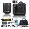 Nikon D5 DSLR 4K Ultra HD at 30 FPS Camera & AF-S DX NIKKOR 18-105mm f/3.5-5.6G ED VR Lens Bundle - Includes 6 Piece Accessories
