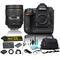 Nikon D5 DSLR Camera & AF-S NIKKOR 24-120mm f/4G ED VR Lens Bundle + 4 Piece Accessories