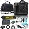 Nikon D5 DSLR Camera Starter Bundle w/ 4 Piece Accessories (Body Only, Dual XQD Slots)