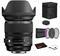 Sigma 24-105mm f/4 DG OS HSM Art Lens for Nikon F with Bundle: 3pc Filter Kit + More