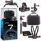 GoPro HERO7 Black Waterproof Digital Action Camera Bundle + 16GB microSD Card