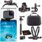 GoPro HERO7 Silver Waterproof Digital Action Camera Bundle + 16GB microSD Card