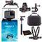 GoPro HERO7 Silver Waterproof Digital Action Camera Bundle + Action Mounting Kit