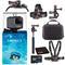 GoPro HERO7 Silver Waterproof Digital Action Camera Bundle + 32GB microSD Card
