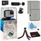 GoPro HERO7 White Waterproof Digital Action Camera Bundle + 32GB Card + Tripod