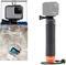 GoPro Hero 7 White Waterproof Action Camera with GoPro Handler Float Handle