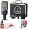 AKG C214 Large-Diaphragm Condenser Microphone Bundle 1