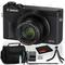 "Canon PowerShot G7 X Mark III Digital Camera (Intl Model) - Case and 12"" Tripod"