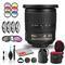 Nikon AF-S DX NIKKOR 10-24mm f/3.5-4.5G ED Lens (INTL Model) - Essential Kit