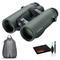 Swarovski 8x42 EL Range Binocular / Laser Rangefinder with Cleaning Kit, Backpack Carry Case, and 1-Year Extended Warranty