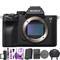 Sony Alpha a7R IV Mirrorless Digital Camera (Body Only) Starter Kit Bundle