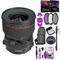 Canon TS-E 24mm f/3.5L II Tilt-Shift Lens with BONUS Bundle | Memory | Backpack | Monopod | Cleaning Kit | Intl Model