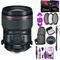 Canon TS-E 50mm f/2.8L Macro Tilt-Shift Lens with BONUS Bundle | Memory | Backpack | Monopod | Cleaning Kit | Intl Model