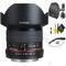 ROKINON 14 2.8 Lens for PENTAX + Deluxe Lens Cleaning Kit