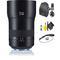 Zeiss Milvus 135mm f/2 ZE Lens for Canon EF - 2111-636 + Deluxe Lens Cleaning Kit