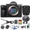 Sony Alpha a7 III Mirrorless Digital Camera Bundle - With Sony FE 28-70mm Lens, Bag, 64GB Memory Card, Memory Card Reader