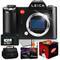 Leica SL (Typ 601) Mirrorless Digital Camera with Corel Studio Editing Bundle