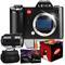 Leica SL (Typ 601) Mirrorless Digital Camera with Summilux-SL 50mm f/1.4 ASPH Lens Corel Studio Editing Bundle