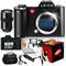 Leica SL (Typ 601) Mirrorless Digital Camera with Summilux-SL 50mm f/1.4 ASPH Lens Lighting Bundle