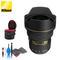 Nikon 14-24mm F/2.8G AF-S Silentwave Lens - Standard Bundle
