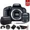 Canon EOS Rebel T7i Digital SLR Camera with is STM 18-55mm Lens 1894C002 - Starter Bundle (International Version)