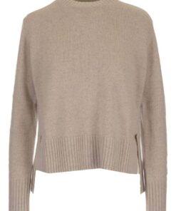 'S Max Mara Crewneck Knitted Sweater