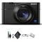 Sony Cyber-shot DSC-RX100 VA Camera DSC-RX100M5A/B Starter Kit