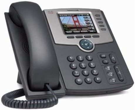 B07VB4SQTD Cisco SPA 525G2 Wireless Small Business IP Phone - SPA525G2 (Renewed)