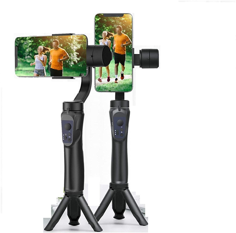 B08PB4LB7L LBLX Selfie Stick Tripod 3-axis Handheld Stabilizer Mobile Phone Video Recording Action Camera Mobile Phone for Smart Phone (Color : Option 8)
